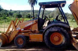 CASE 580M – 2009